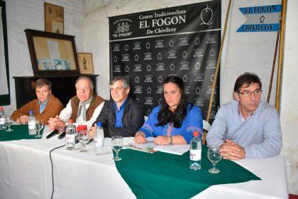 Se presentaron las actividades por la Fiesta Provincial del Resero en El Fogón