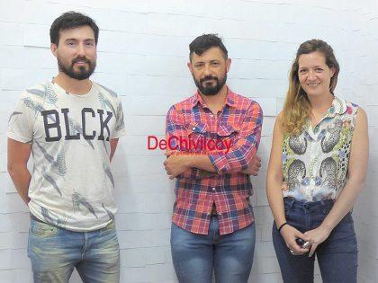 """""""Site-specific"""": un proyecto artístico innovador para el arte chivilcoyano [Video]"""