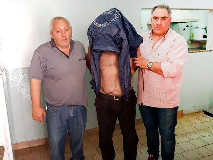 Un detenido tras agredir a su concubina con un arma blanca