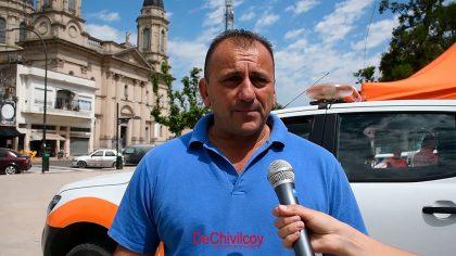 En Chivilcoy se conmemoró el Día Nacional de la Defensa Civil [Video]