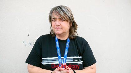 """Yanila Cofré (UDOCBA): """"No se puede hacer una  reforma sin tener en cuenta a los docentes"""""""