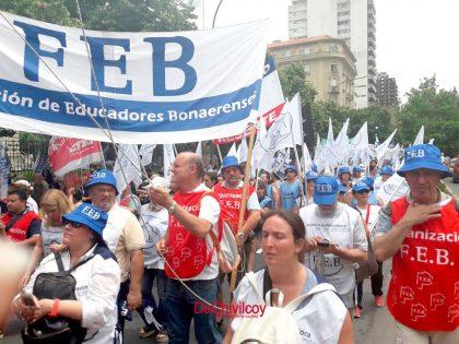 La FEB va a un paro mañana en rechazo a la Reforma Previsional