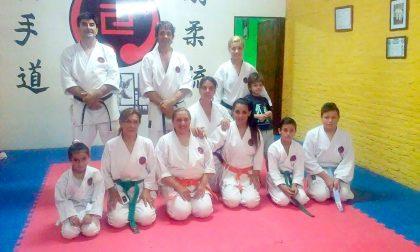 El Dojo Sanchin Chivilcoy evaluó alumnos