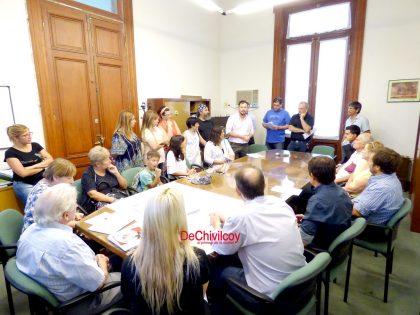 Presentan a concejales Proyecto de Ordenanza para la conformación de una Comisión Fiscalizadora del Agua [Video]