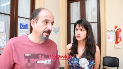"""Fernando Poggio: """"Tratar de generar soluciones y ponerle voz a los vecinos en el Concejo Deliberante"""" [Video]"""