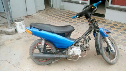 Un detenido por el hurto de una motocicleta ocurrido en septiembre