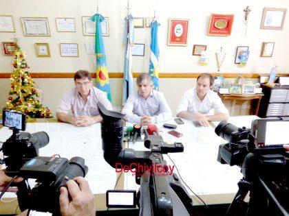 De Lillo y Oteiza serán los nuevos Secretario y Director de Gobierno [Video]