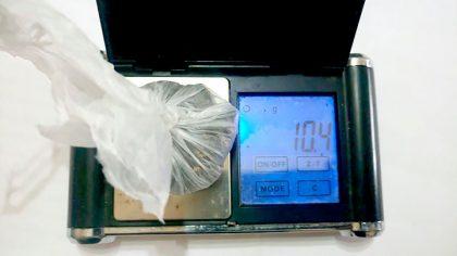 Cuatro personas detenidas por infracción a la Ley de Drogas