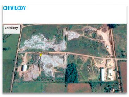 Chivilcoy aparece como uno de los 74 municipios de la provincia que tienen basurales a cielo abierto