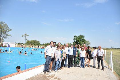 Britos inauguró las Escuelas Abiertas en Verano