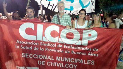 Publicación pedida: Postura de la CICOP Chivilcoy ante cuestiones sanitarias