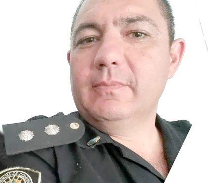 Falleció el policía accidentado esta mañana en cercanías de Suipacha