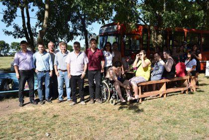 Fusionarte realiza sus actividades de verano en el Parque Martija