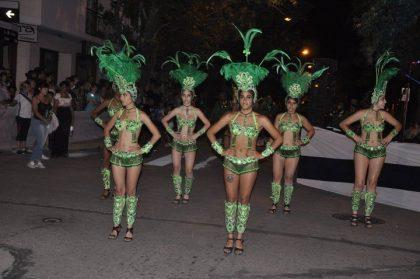 Noche de Carnaval en Cerámica