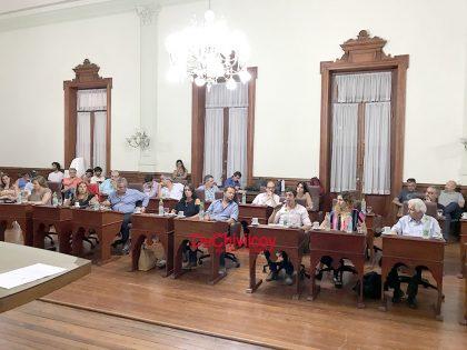 Concejo Deliberante: La Presidencia rechazó el pedido del bloque oficialista de sesión extraordinaria para hoy