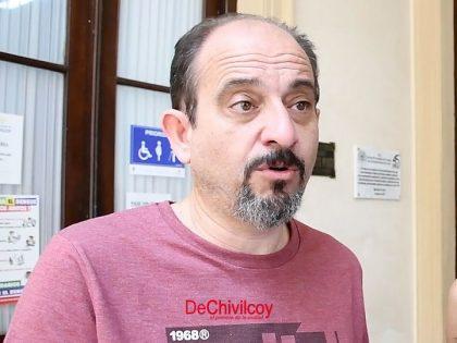 """Fernando Poggio: """"Se está preservando el derecho a ocupar un cargo electivo"""""""