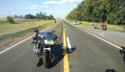 Una persona falleció en violenta colisión sobre Ruta 5, en jurisdicción de Suipacha