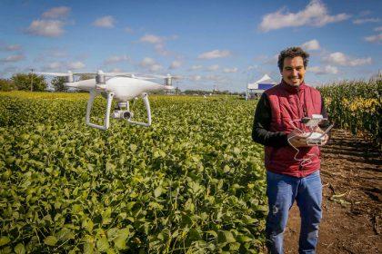 El uso de los Drones
