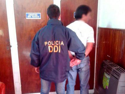 Un detenido por el robo de una motocicleta