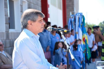 Moquehuá celebró su 109º aniversario