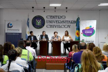 Se realizó un taller de Capacitación Integral en políticas de Género a agentes municipales [Video]