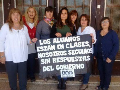 """""""Cartelazo"""" en las escuelas de Chivilcoy"""