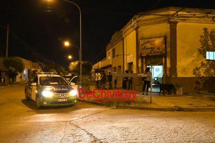 Intenso operativo policial en la zona de la Plaza Belgrano