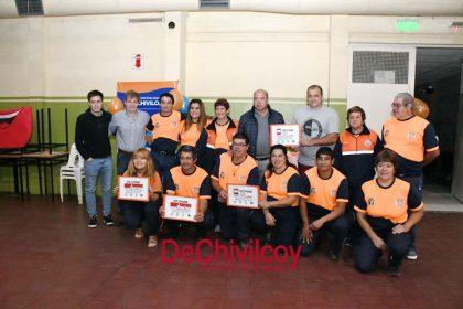 Se realizó la primera jornada de donación voluntaria de sangre en Chivilcoy para el banco del Hospital Posadas