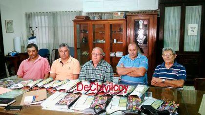 Ya está a la venta la rifa Nº 74 de Bomberos Voluntarios Chivilcoy