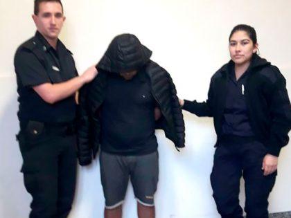 Un ciudadano de nacionalidad paraguaya resultó detenido por infracción a la Ley de Drogas