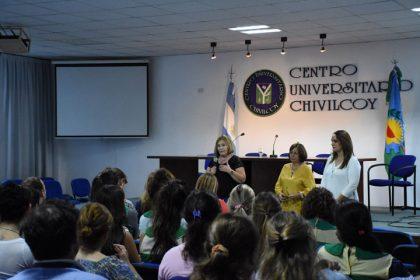 """Centro Universitario: Se desarrolló la capacitación """"Amor y Sexualidad"""""""