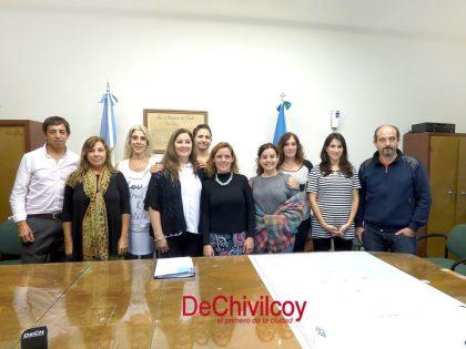 La diputada bonaerense del Movimiento Evita, Patricia Cubría, presentó el Proyecto de Ley de Infraestructura Social en el HCD de Chivilcoy [Video]