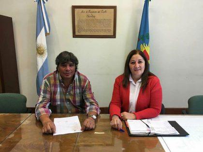 Guillermo Pombo asumió como concejal en reemplazo del Dr. Laurito