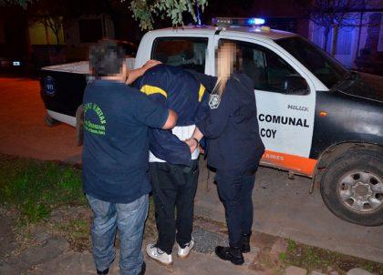 En un allanamiento secuestraron cocaína y marihuana fraccionada para su comercialización