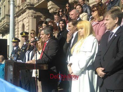 La municipalidad de Chivilcoy conmemoró el 208º aniversario de la Revolución de Mayo