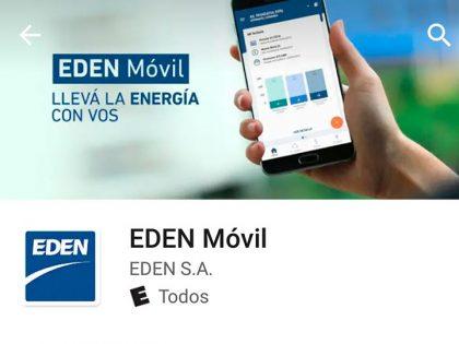 EDEN lanza su App y Sucursal Virtual