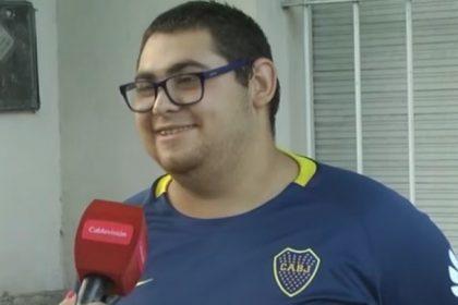 El triunfo de la inclusión: un joven con síndrome de Down debutó en Primera