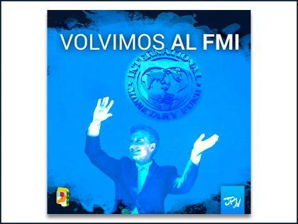 Publicación Pedida: Volvimos Al FMI