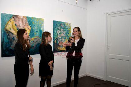 """Se inauguró """"Resiliencia"""" en Encuentro por las Artes: un proyecto innovador en fotografía y pintura"""