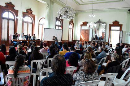 Se realizó una charla sobre programas de empleo del Ministerio de Trabajo