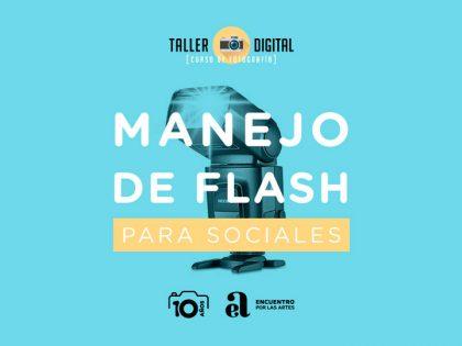 Realizarán un workshop sobre Manejo de Flash para Sociales en Encuentro por las Artes