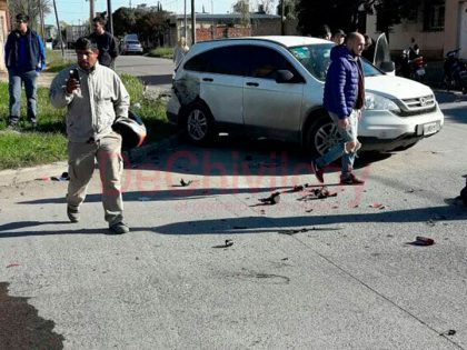 Accidente fatal en la Avenida Güemes