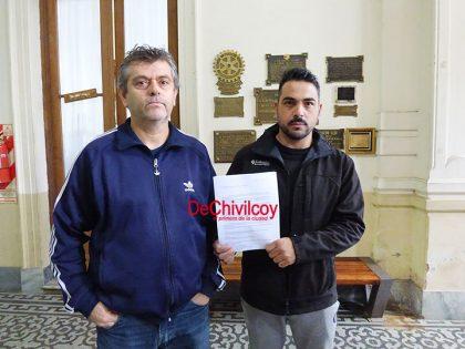 Suteba y CTA Chivilcoy presentaron reclamos en el Honorable Concejo Deliberante y Consejo Escolar [Video]