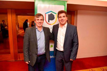 Guillermo Britos se reunió con el ministro Cristian Ritondo luego del V Consejo Provincial de Seguridad Pública