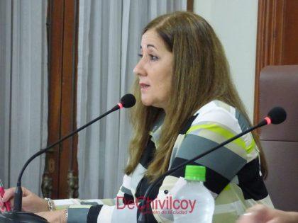 Publicación pedida: Un nuevo error para la colección de la Presidente del Concejo Deliberante