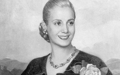 Publicación pedida. Eva Perón: Evita
