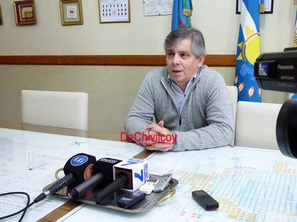 """Britos: """"Hay algunas empresas que le deben al municipio 9 millones de pesos"""" [Video]"""