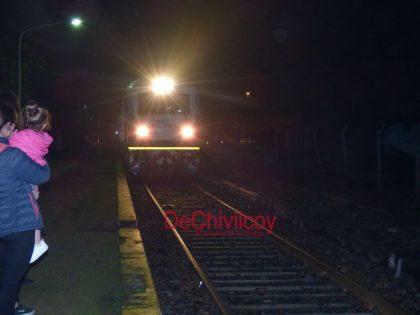 Trenes Argentinos: Comenzó a funcionar una frecuencia más del servicio en Chivilcoy [Videos]