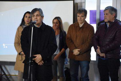 El intendente designó a Florencia Salinardi como coordinadora de políticas sociales contra la violencia de género