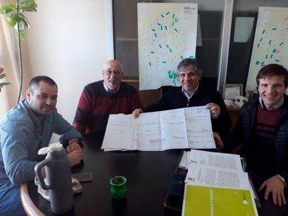 """En dos meses las empresas podrán adquirir los lotes del Parque Industrial de Moquehuá """"Domingo Falabella"""""""